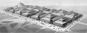Halles de Baltard 1863