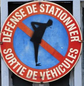 Montmartre - Tati t'as-t'il oté ton auto ?