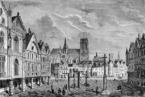 premier hôtel de ville de Paris