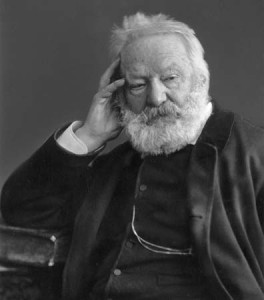 Victor Hugo photographié par Nadar