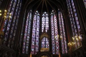 Chapelle haute et reliquaire