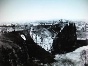 Buttes Chaumont 1860