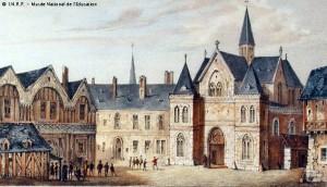 College Sorbonne 1550
