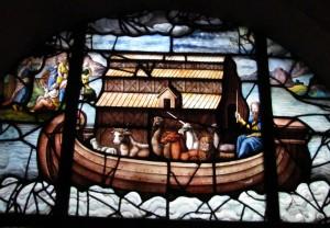 Saint Etienne du Mont vitraux 1440