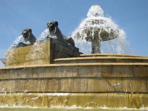 19 fontaine aux Lions 6