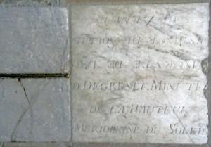 Méridien Observatoire