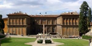 Palais Pitti Florence (Wikipedia)