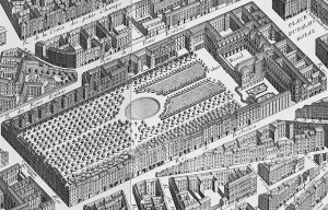 Palais-Royal plan_de_Turgot 1739