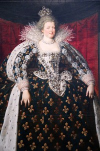 Pourbus le Jeune-Marie de Médicis (Louvre)