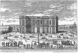 observatoire et instruments exposés XVII