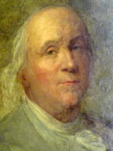 Franklin par Duplessis au Petit Palais