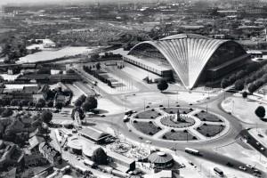 ROND-POINT DE LA DEFENSE, 1962