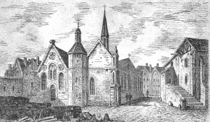 Hopital des Quinze-Vingt Paris 1567
