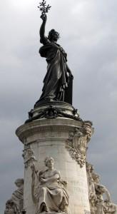 République statue