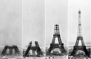 EU 1889 tour Eiffel