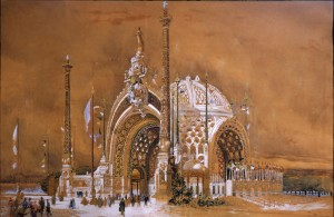 EU 1900 binet-porte-monumentale