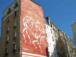 Mesnager rue Ménilmontant 48